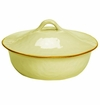 Skyros Designs Cantaria Round Covered Casserole - Almost Yellow