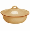 Skyros Designs Cantaria Round Covered Casserole - Caramel
