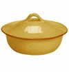 Skyros Designs Cantaria Round Covered Casserole - Golden Honey