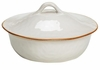 Skyros Designs Cantaria Round Covered Casserole - Ivory