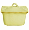 Skyros Designs Cantaria Square Covered Casserole - Almost Yellow