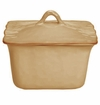 Skyros Designs Cantaria Square Covered Casserole - Caramel