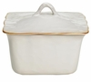 Skyros Designs Cantaria Square Covered Casserole - Ivory