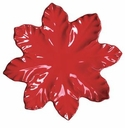 "Skyros Designs Leaf Collection Leaf Plate 11.5"" - Paprika"