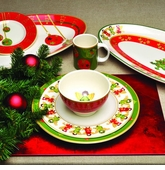 Skyros Designs Winter Angel Dinnerware - Save 50%