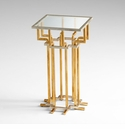 Slater Iron Side Table by Cyan Design