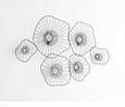 Small Clive Iron Wire Wall Decor by Cyan Design