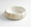 Small Cotton Bowl by Cyan Design