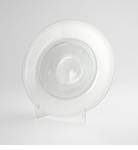 Small Helsinki Plate by Cyan Design