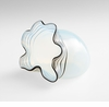 Small Moon Jelly Vase by Cyan Design