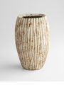 Small Round Rotundus Planter by Cyan Design