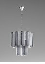 Small Star Tube Pendant Light by Cyan Design