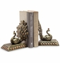 Peacock Bookends by SPI Home