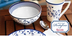 Spode Blue Portofino Dinnerware - Save Up to 40%