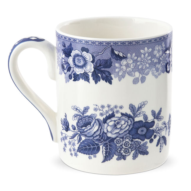 Spode Blue Room Blue Rose Mug 21 4 You Save 9 10