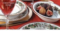 Spode Christmas Rose Holiday China - Save 40%