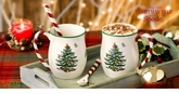 Spode Christmas Tree Dinnerware Up to 75% Off