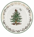 Spode Christmas Tree Gold Gold/Green Round Platter