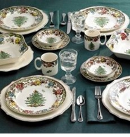 Spode Grove and Christmas Tree Grove Dinnerware - Save 30%