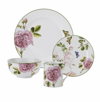 Spode Home Roses 16 Piece Dinnerware Set