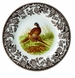 "Spode Woodland 8"" Salad Plate - Pheasant"