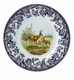 "Spode Woodland American Wildlife Collection 10.5"" Dinner Plate - Mule Deer"