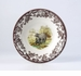 "Spode Woodland American Wildlife Collection 8"" Cereal Bowl - Black Bear"