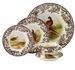 Spode Woodland Five Piece Place Setting