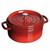 Staub Cherry Red Cookware
