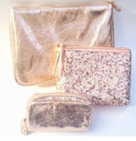 Stephanie Johnson Luxury Cosmetic Bags - Clearance Sale!