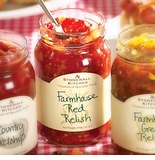 Stonewall Kitchens Farmhouse Red Relish 16 oz