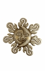 Sun & Moon Half Face Wall Plaque by SPI Home