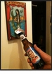 Sweet Art Attack Wall Mount Bottle Openers