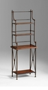 Sydney Iron and Wood Bakers Rack by Cyan Design