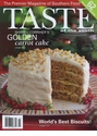 Taste of the South Magazine - December 2008 / January 2009