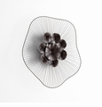 Tate Small Floral Iron Wall Decor by Cyan Design