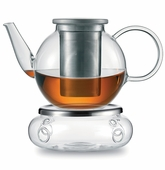 Tempered Glass Teapot Collection
