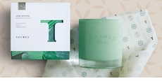 Thymes Fragrance Studio Jade Matcha Collection