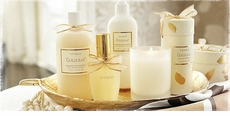 Thymes Goldleaf Fragrance Collection