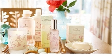 Thymes Kimono Rose Fragrance Collection