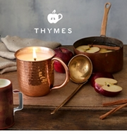 Thymes Simmered Cider Holiday Fragrance - Save 25%