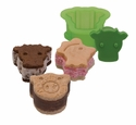 Tovolo Ice Cream Sandwich Molds (3) - Farm Animals