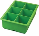 Tovolo King Ice Cube Tray Green