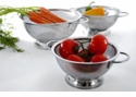 Tovolo Stainless Steel Perforated Colander - Small
