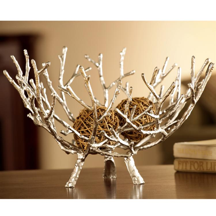 Twig Bowl by SPI Home $176, You Save $64.00