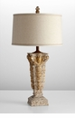 Uma Table Lamp by Cyan Design