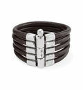 Uno de 50 Bracelet - Knock on wood