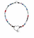 Uno de 50 Necklace - Bare heart