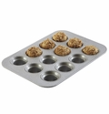 USA Pan - 12 Cup Crown Muffin Pan