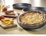 "USA Pan - 12"" Deep Dish Pizza Pan (1�"" Deep) - Hard Anodized"